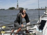 Rowing From Africa To New York