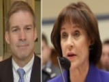 Rep. Jordan On Justice Dept. Investigating Lost IRS E-mails