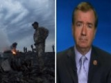 Rep. Royce Weighs In On Malaysia Plane Crash, Gaza Invasion
