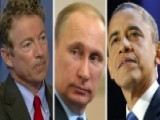 Rand Paul On Obama's Handling Of Putin, Malaysia Crash