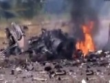 Russian-backed Rebels Shoot Down Two Ukrainian Fighter Jets