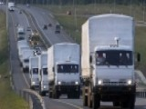 Russian Aid Trucks Resume Travel To Ukraine