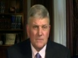 Rev. Graham: 'People Are Dying For Their Faith'