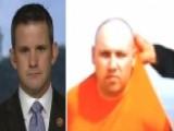 Rep. Adam Kinzinger On Steven Sotloff Execution