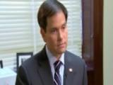Rubio: I Wish Pres. Obama Had Acted Sooner