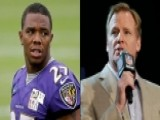Report: Ray Rice Told Goodell He Hit Fiancée In Elevator