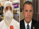 Rep. Murphy On Ebola: 'We Are Not Out Of The Woods'