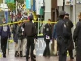 Rep. King Discusses Terror Fears After NYC Ax Attack