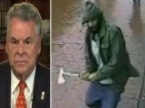 Rep. Peter King Addresses Lone-wolf Terror Concerns In US