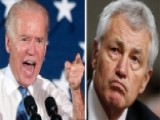 Report: Biden 'ticked Off' By Treatment Of Secretary Hagel