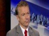Rand Paul On Fallout At White House After Terror Attacks