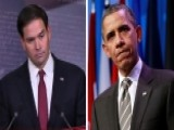 Rubio: Obama Is Single Worst Negotiator In WH In My Lifetime