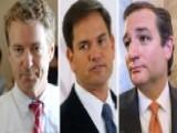 Rand Paul Debates Rubio, Cruz At Koch Summit