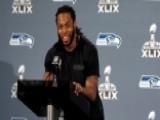 Richard Sherman Could Miss Super Bowl For Son's Birth