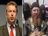 Rand Paul, Terrorism And Vaccines