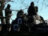 Russian-backed Rebels Gain Control Of Ukrainian City