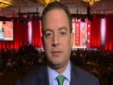 Reince Priebus Responds To GOP Heavy Hitters' CPAC Remarks