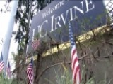 Reaction To Students' Push To Ban US Flags At UC-Irvine