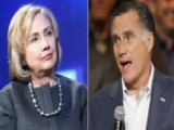 Romney Thinks Clinton Controversies Will Take Their Toll