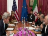 Report: Iran Nuclear Talks Hit Snag Over Lifting Of Sanctions
