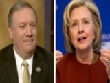 Rep. Mike Pompeo On The Latest In The Clinton Email Scandal