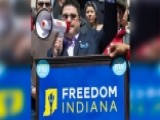 Reaction To Uproar Over Indiana's 'Religious Freedom' Law