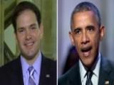 Rubio Talks Iran Nuke Deal, Cuba's Removal From Terror List
