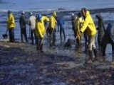 Rough Waters Hindering Cleanup Of California Oil Spill