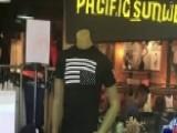 Retailer Removes Upside-down American Flag T-shirt