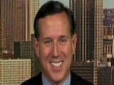 Rick Santorum Opens Up About His Second White House Run
