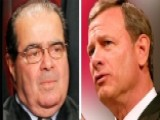 Roberts Vs. Scalia: Animosity On Display?