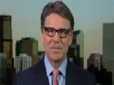 Rick Perry Talks Latest Terror Attacks, Same-sex Marriage