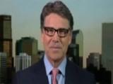 Rick Perry Talks Latest Terror Attacks, Same-sex Marriage