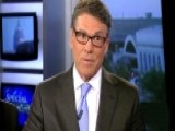 Rick Perry Talks Immigration Reform, Fixing The Economy