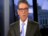 Rick Perry On How He Would Tackle Foreign Policy Challenges