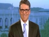Rick Perry Discusses His Path To The Nomination