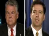 Rep. Peter King Discusses FBI Director's Terror Warning