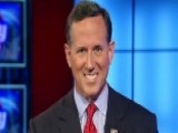 Rick Santorum Puts 2016 Focus On Traditional Values, Economy