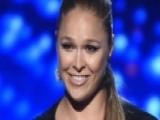 Ronda Rousey Zings Floyd Mayweather