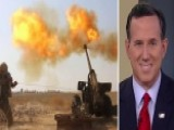 Rick Santorum Lays Out His Plan For Defeating ISIS