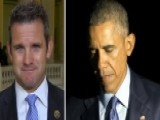 Rep. Kinzinger: Obama 'too Weak And Too Tepid' On ISIS
