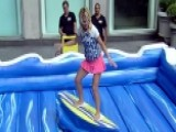 Riding The Waves With 'Fox & Friends'