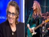 Rick Springfield On Meryl's Guitar Skills: She's Very Brave