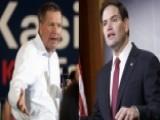 Rubio, Kasich Talk Immigration, Court Iowans
