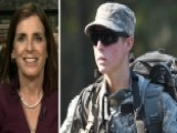 Rep. McSally Praises Women Set To Make Army Ranger History