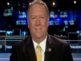 Rep. Mike Pompeo Sounds Off On Hillary's Server Story