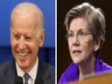 Report: Biden Meets With Senator Elizabeth Warren