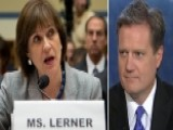 Rep. Mike Turner On Lois Lerner's Private E-mail Account