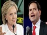 Rubio, Clinton Campaign In Puerto Rico