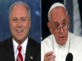 Rep. Steve Scalise Shares His Thoughts On The Pope's Speech